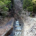 工事で堰堤整備