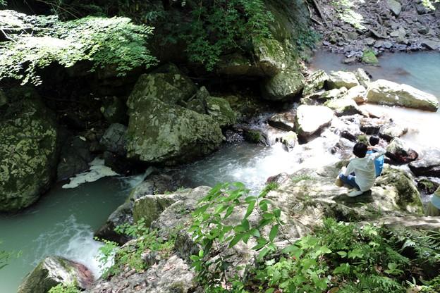 都田川渓谷