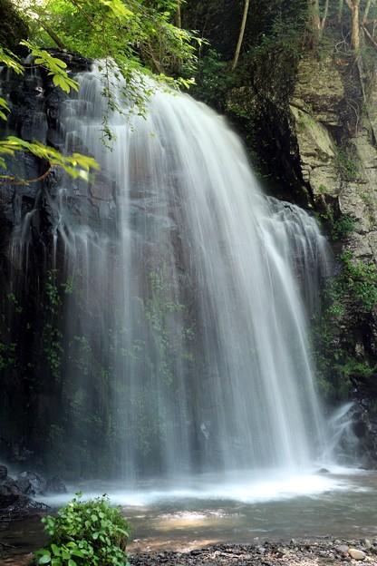 落差7mの滝