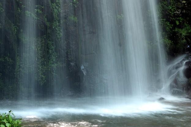 滝修行の場