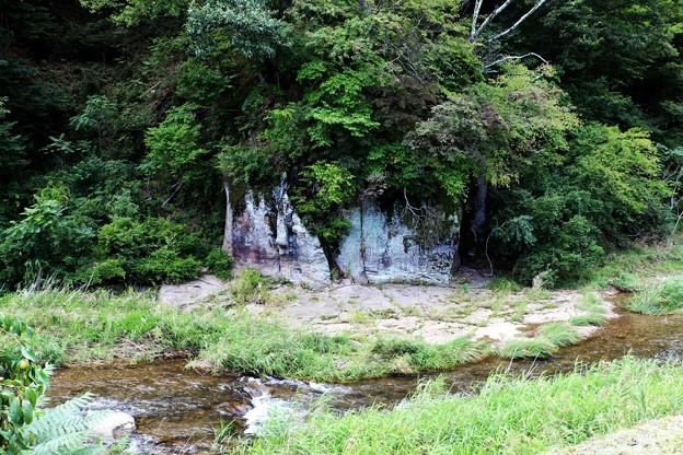 写真: 内山峡