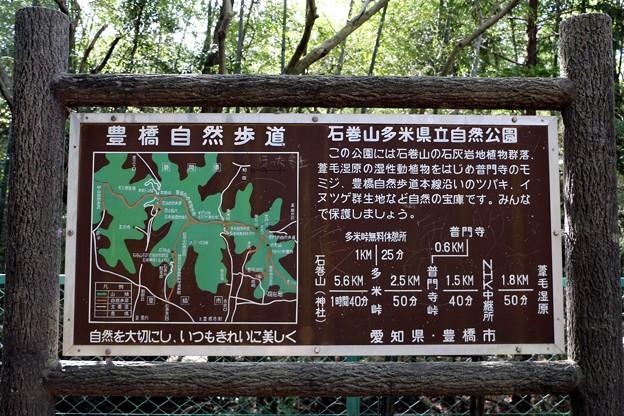 豊橋自然歩道散策コース