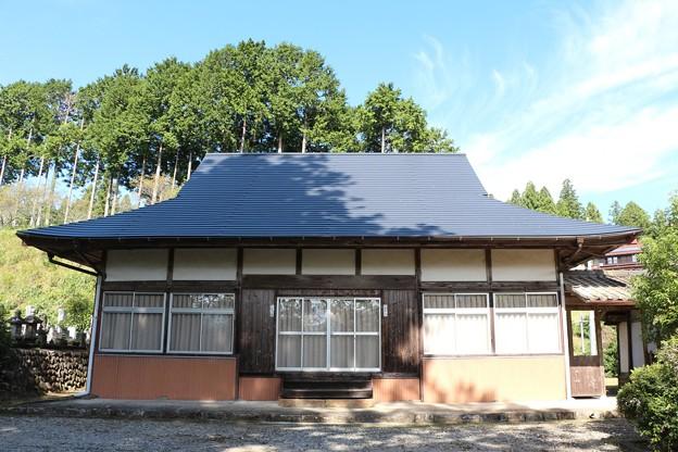 幸秀寺本堂