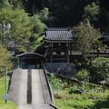 金龍寺参道階段