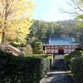 Photos: 長福寺参道
