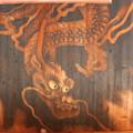 天井画「鳴き龍」