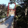 Photos: 一級河川・豊川(とよがわ)に架かる笠岩橋