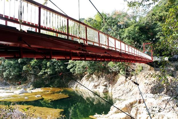IMG_0035宇連川に架かる浮石橋