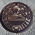 愛知県赤羽根町(現・田原市)のマンホール