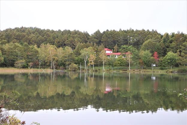 女神湖水鏡