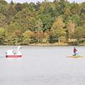 Photos: 湖面のボート