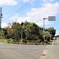 愛知県道81号線沿いの案内