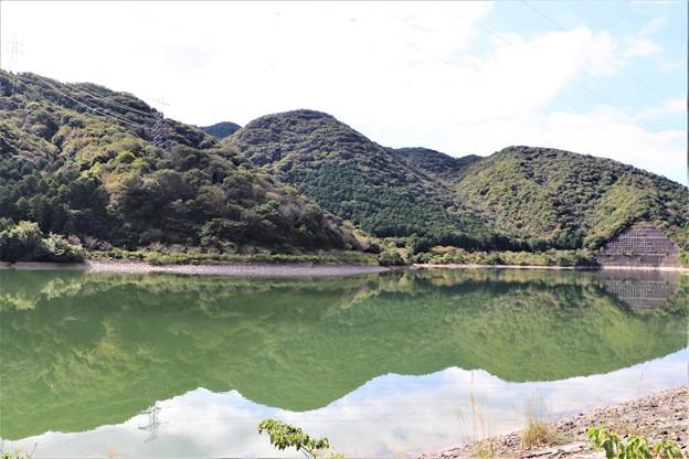 大原調整池(五葉湖)