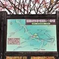 信濃路自然歩道中信高原ルート案内図