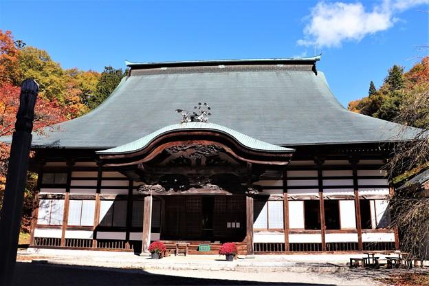 霊松寺本堂