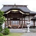 法船寺本堂