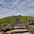 Photos: 山頂へ