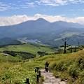 Photos: 蓼科山と白樺湖