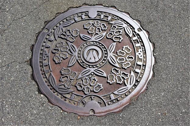 Photos: 長野県駒ヶ根市マンホール