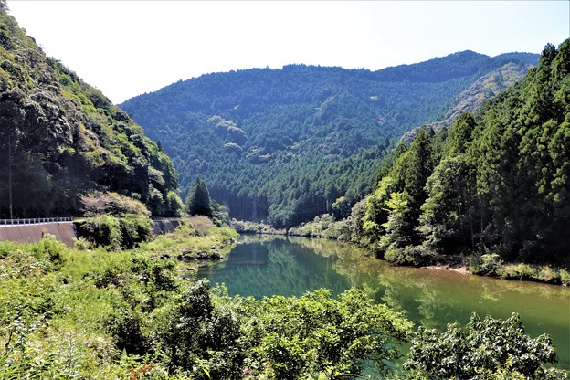 Photos: 豊川上流寒狭川