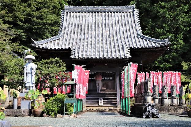Photos: 赤岩寺本堂