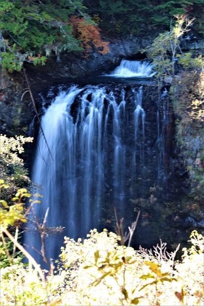 善五郎の滝眺望景観