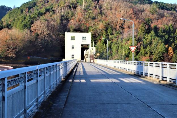 Photos: 羽布ダム堰堤