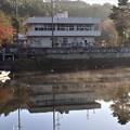 Photos: 羽布ダム管理棟