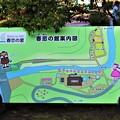 Photos: 香恋の館案内図