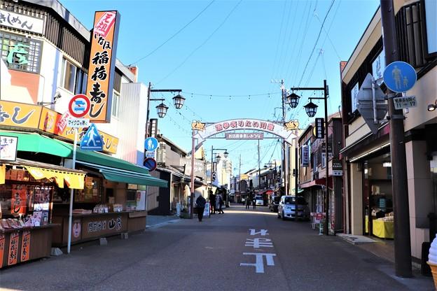豊川稲荷表参道商店街
