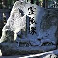Photos: 霊狐塚