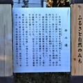 Photos: 牛の滝解説