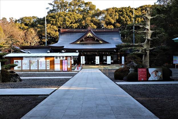 砥鹿神社参道