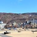 Photos: 諏訪湖畔ホテル街