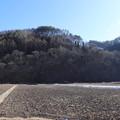田園の奥に鹿曲川