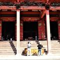 Photos: 金堂拝殿
