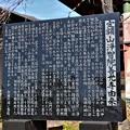 Photos: 定額山浄智院善光寺由来石碑