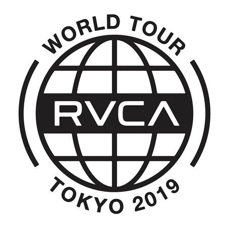 RVCA WORLD TOUR TOKYO_logo