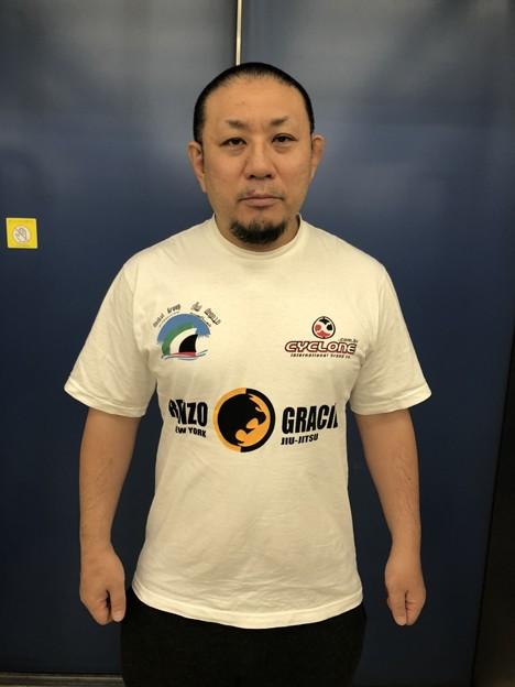 【Tシャツコレクション】ヘンゾ・グレイシー ・Tシャツ