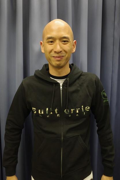 【新商品】BULL TERRIER「フードジップパーカー・カモ」