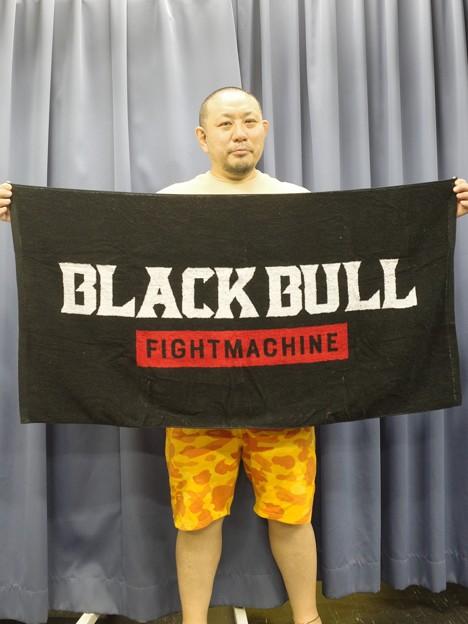【発売中】ブルテリア&BLACK BULL・タオル2種