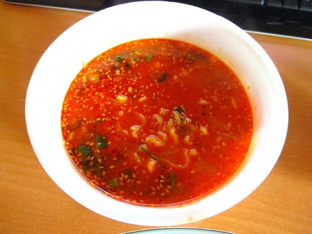 マルちゃん麺づくり 担々麺