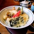 Photos: 天丼セット