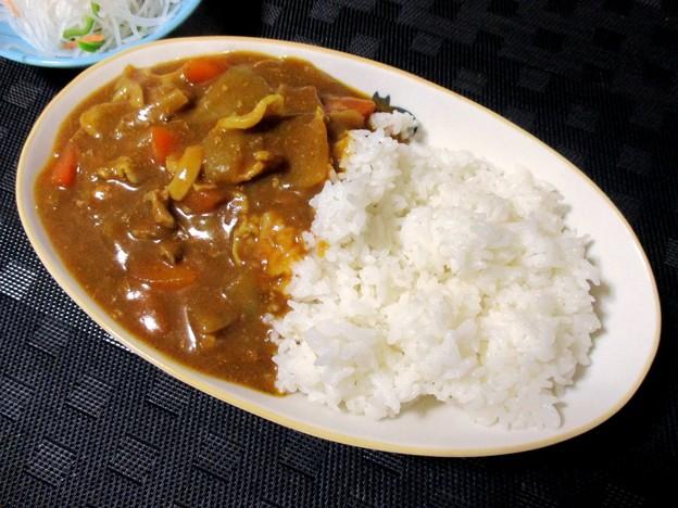 業務スーパー 業務カレー 辛口03