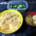 Photos: 玉子丼諸々
