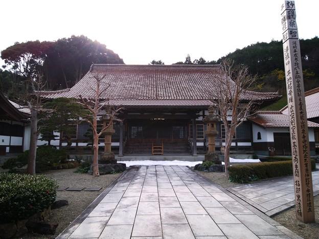 大龍山總泉寺本堂