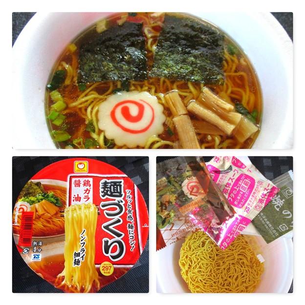 東洋水産 麺づくり 鶏ガラ醤油