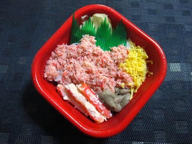 米子丼丸 かに三昧