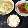 Photos: 久しぶりの肉惣菜