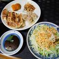 餃子&焼売定食